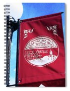 Union Avenue Historic District Spiral Notebook