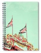 Union Jacks Spiral Notebook