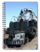 Union Pacific Big Boy I Spiral Notebook