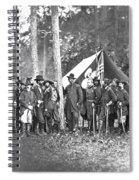 Union Soldiers Spiral Notebook