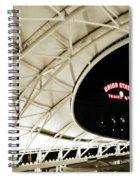Union Station Denver Spiral Notebook