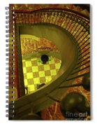 Union Station Stairs Spiral Notebook