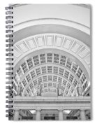 Union Station Washington Dc Spiral Notebook