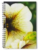 Unique Bloom Spiral Notebook