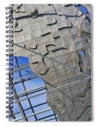 Unisphere Close Up 2 Spiral Notebook
