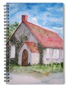 Unitarian Church Spiral Notebook