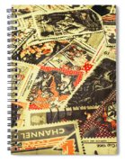 United Kingdom Proof Of Post Spiral Notebook