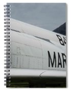 United State Marines Spiral Notebook