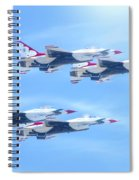 United States Air Force Spiral Notebook