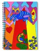 Unity 8 Spiral Notebook