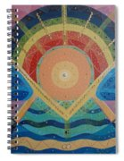 Unity I Oneness Spiral Notebook