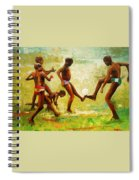 Unity In Diversity  Spiral Notebook