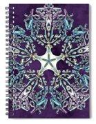 Unity Star Spiral Notebook