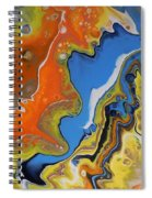 Universal Color Spiral Notebook