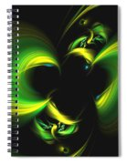 Universal Joy Spiral Notebook