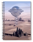 Universal Time Spiral Notebook