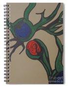 Universe Part 2 Spiral Notebook