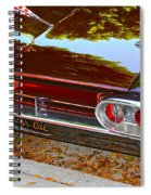 Unknown Patriot Spiral Notebook