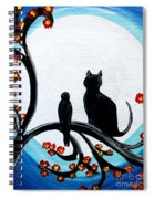 Unlikely Friends Spiral Notebook