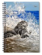 Unlimited Energy Spiral Notebook