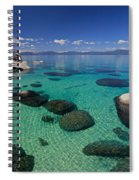 Unmatched Clarity Spiral Notebook