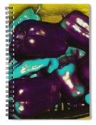 Unnatural Pepper Varieties Spiral Notebook