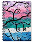 Unordinary Tree Spiral Notebook