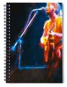 Unplugged Spiral Notebook