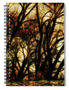 Unquenched Thirst Spiral Notebook