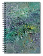 Blind Giverny Spiral Notebook