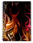 Until The End Spiral Notebook