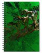 Untitled 01-15-10 Spiral Notebook