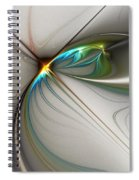 Untitled 02-16-10-a Spiral Notebook