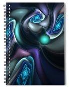 Untitled 04-14-10-b Spiral Notebook