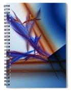 Untitled 04-14-10-e Spiral Notebook