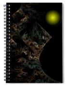 Untitled 12-18-09 Spiral Notebook