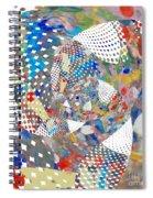 Untitled #2 Spiral Notebook