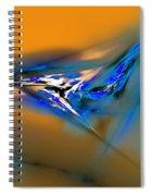 Untitled 3-30-10 Spiral Notebook