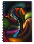 Untitled 4-10-10-a Spiral Notebook