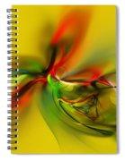 Untitled 4-13-10-a Spiral Notebook