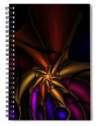 Untitled 4-16-10 Spiral Notebook