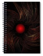 Untitled 9-20-09 Spiral Notebook