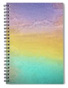Untitled Abstract Spiral Notebook