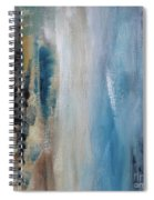 Blue Breeze Spiral Notebook