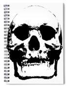 Untitled No.33 Spiral Notebook