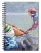 Untitled Saratoga Spiral Notebook