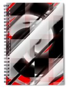 Untitled X Spiral Notebook