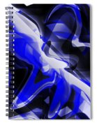 Untitled Xi Spiral Notebook