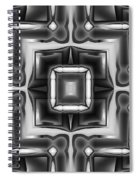 Untitled Xiv Spiral Notebook