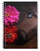 Untold Secrets Spiral Notebook